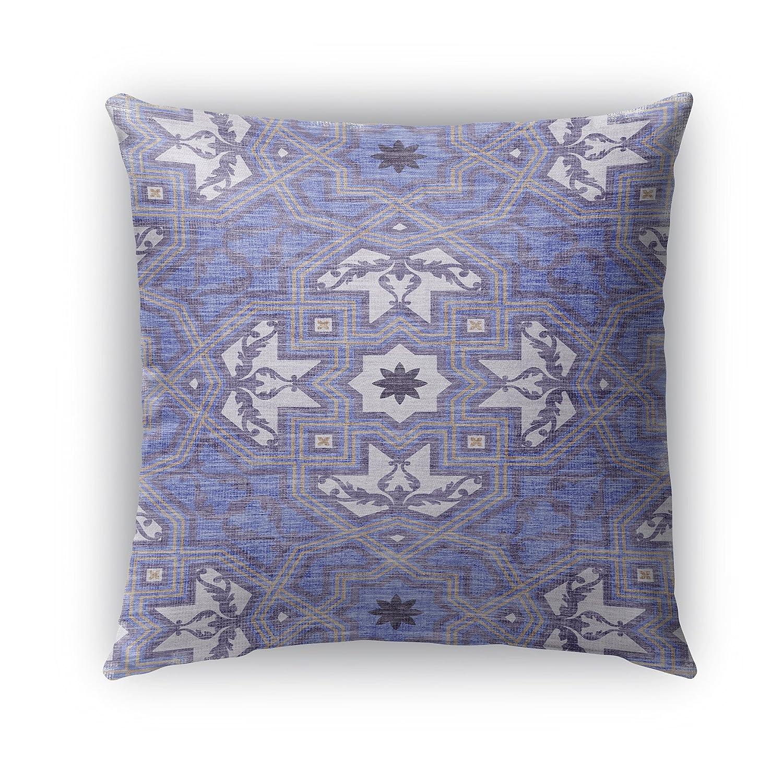 MGTAVC2023OP16 - NAVAJO Collection KAVKA Designs Baktiar Indoor-Outdoor Pillow, Size: 16X16X6 - Purple