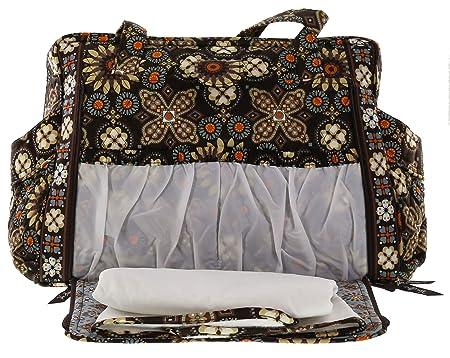 965f670a4dfc Amazon.com  Vera Bradley Make Change Baby Bag in Canyon  Baby