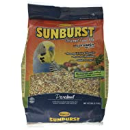 Higgins Sunburst Gourmet Food Mix for Parakeets