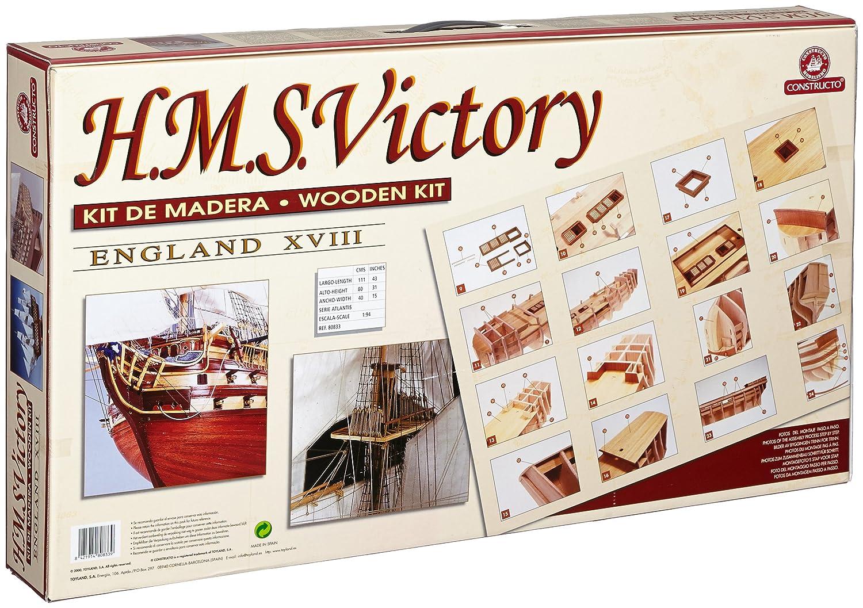 Victory Construction et Maquette 80833 Bateau 1:94 D80833 Constructo