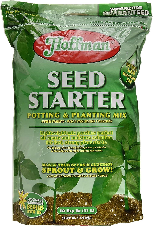 Hoffman 30103 Seed Starter Soil, 10 Quarts