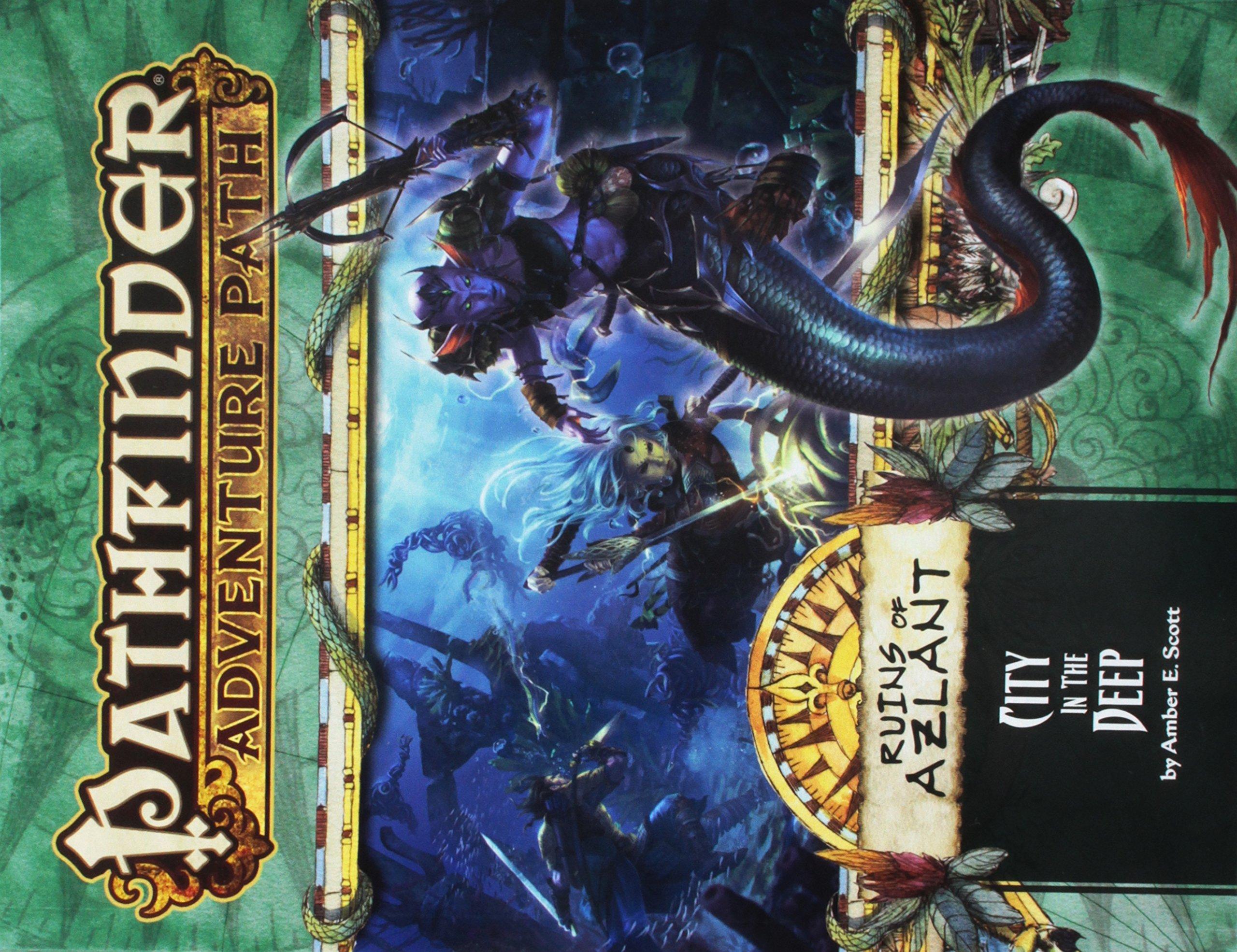 Pathfinder Adventure Path: Ruins of Azlant 4 of 6-City in