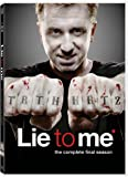 Lie to Me: Season 3 [DVD] [Import]