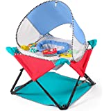 Summer Pop 'N Jump SE Portable Activity Center, Sweets & Treats – Baby Activity Center for Indoor/Outdoor Use – Fast…