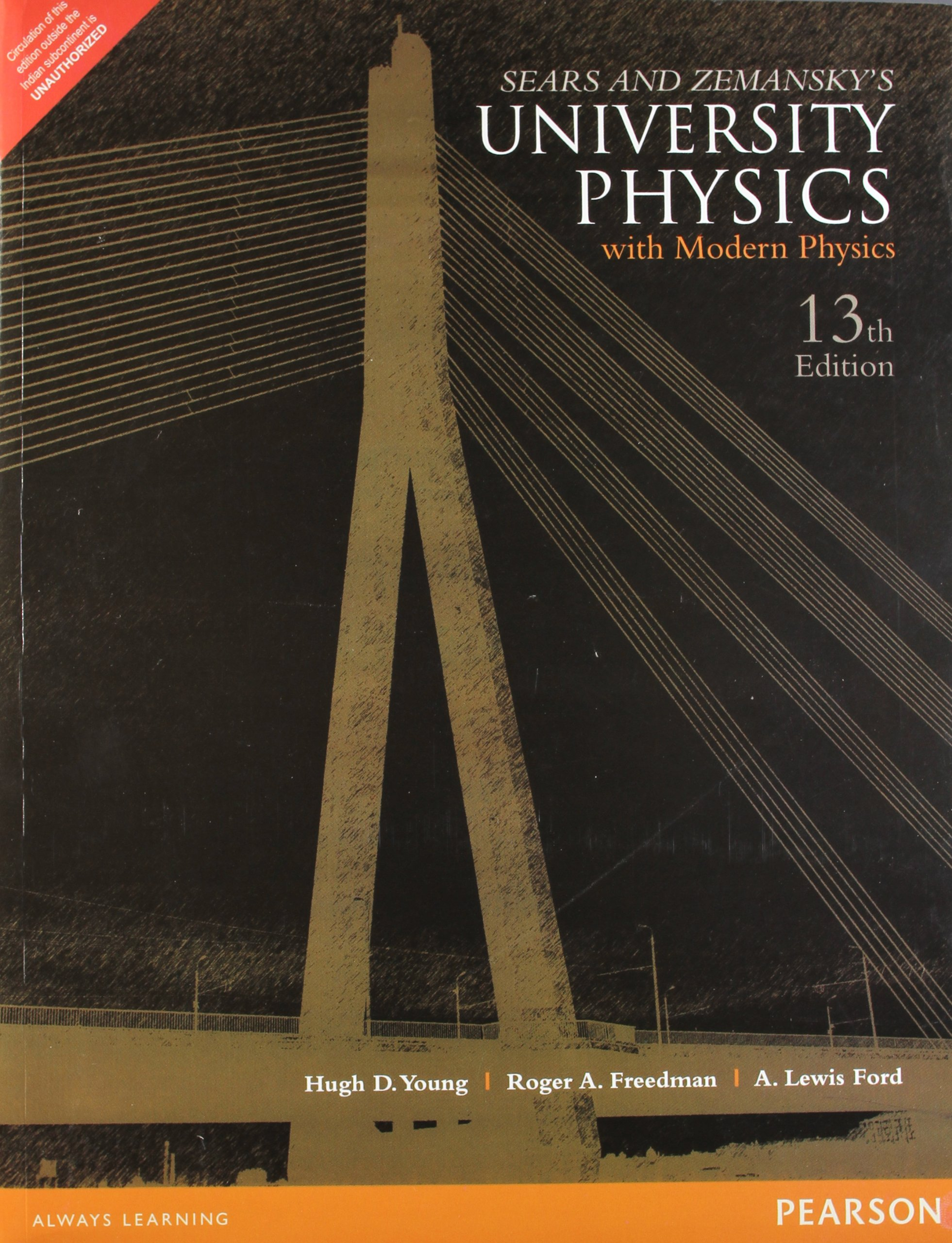 Buy university physics with modern physics by Hugh D. Young 13th edition  Book Online at Low Prices in India | university physics with modern physics  by Hugh ...