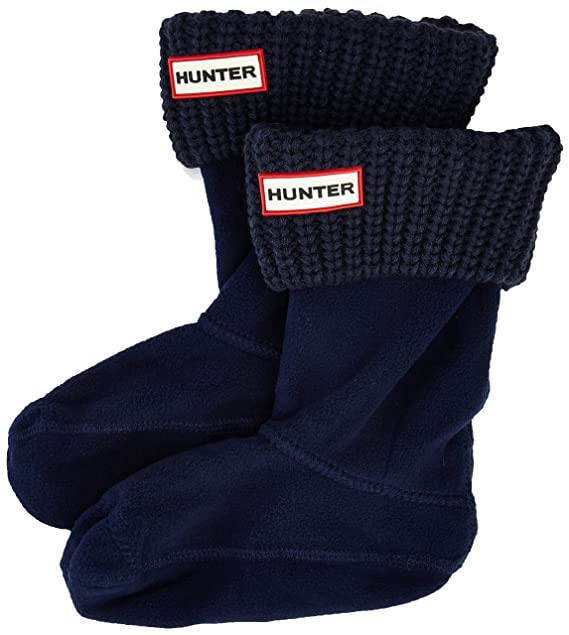 Hunter Calcetines Azul Oscuro EU 28/31 (UK 10/12)