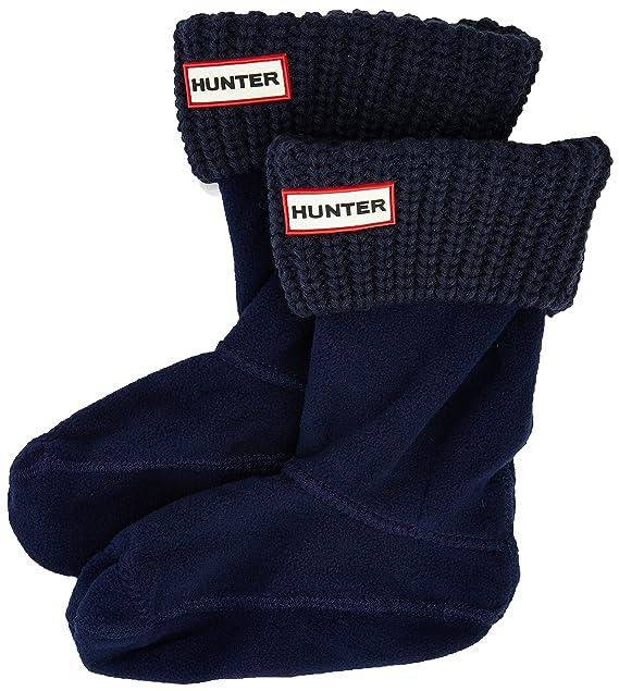 Hunter Calcetines Azul Oscuro EU 28/31 (UK 10/12)
