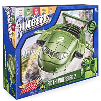 Spin Master Air Hogs Thunderbirds 2 Remote Controlled Flagship ...