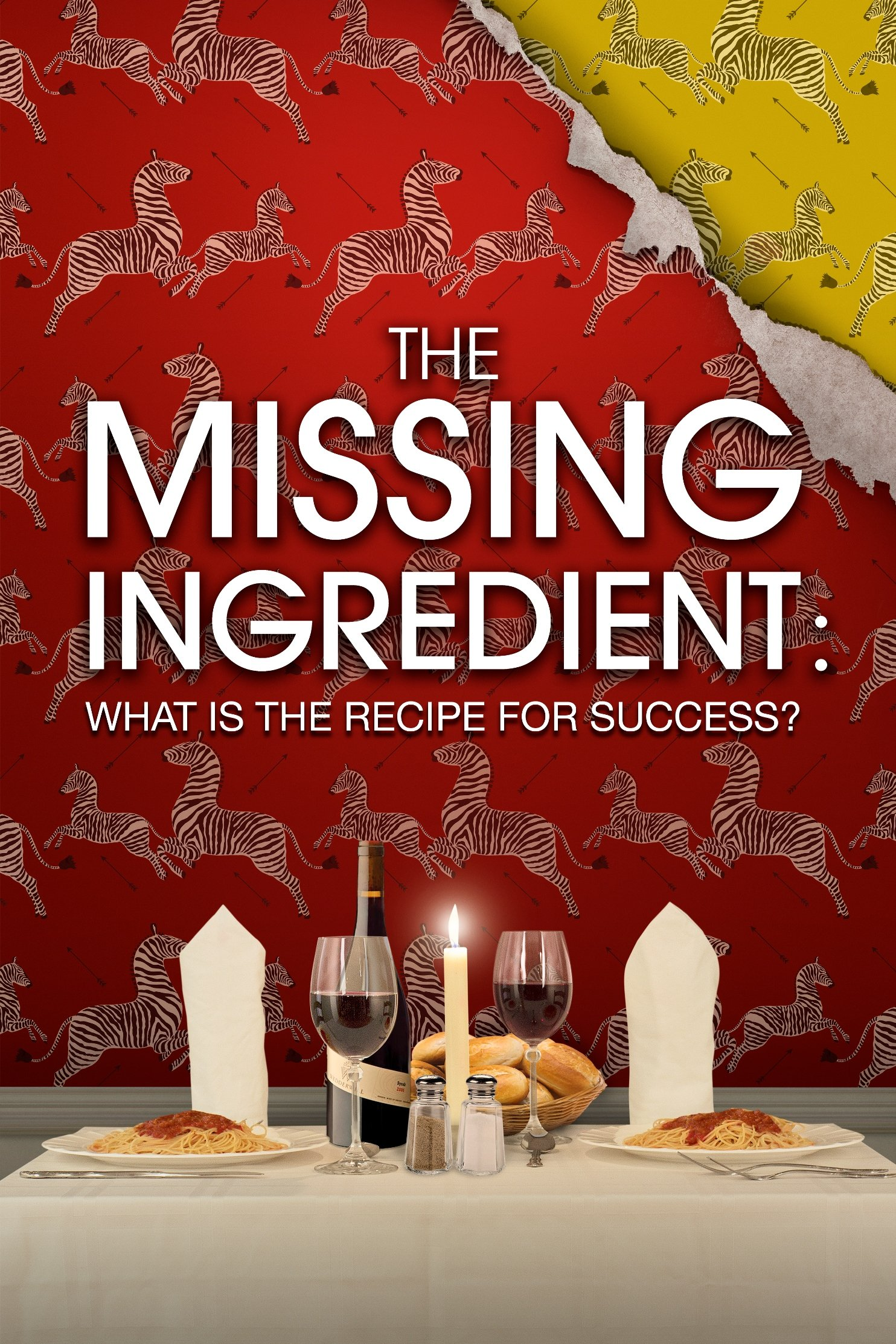 DVD : The Missing Ingredient (Widescreen)