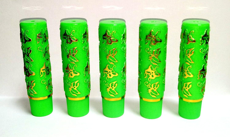 5x Magie rouge à lèvres hydratant–Argan et henné–Roll on Deluxe–Maroc HARE cosmetics