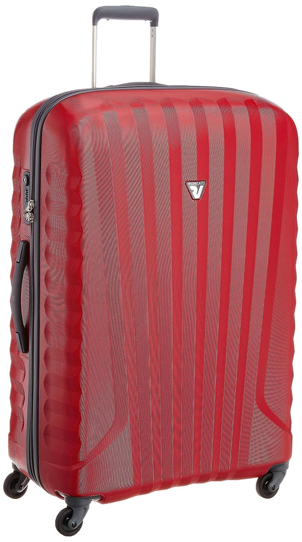[ロンカート] RONCATO イタリア製 超軽量スーツケース ZIP ZSL B00ZBCX8P6レッド