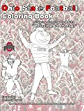 Ohio State Football Adult Coloring Book
