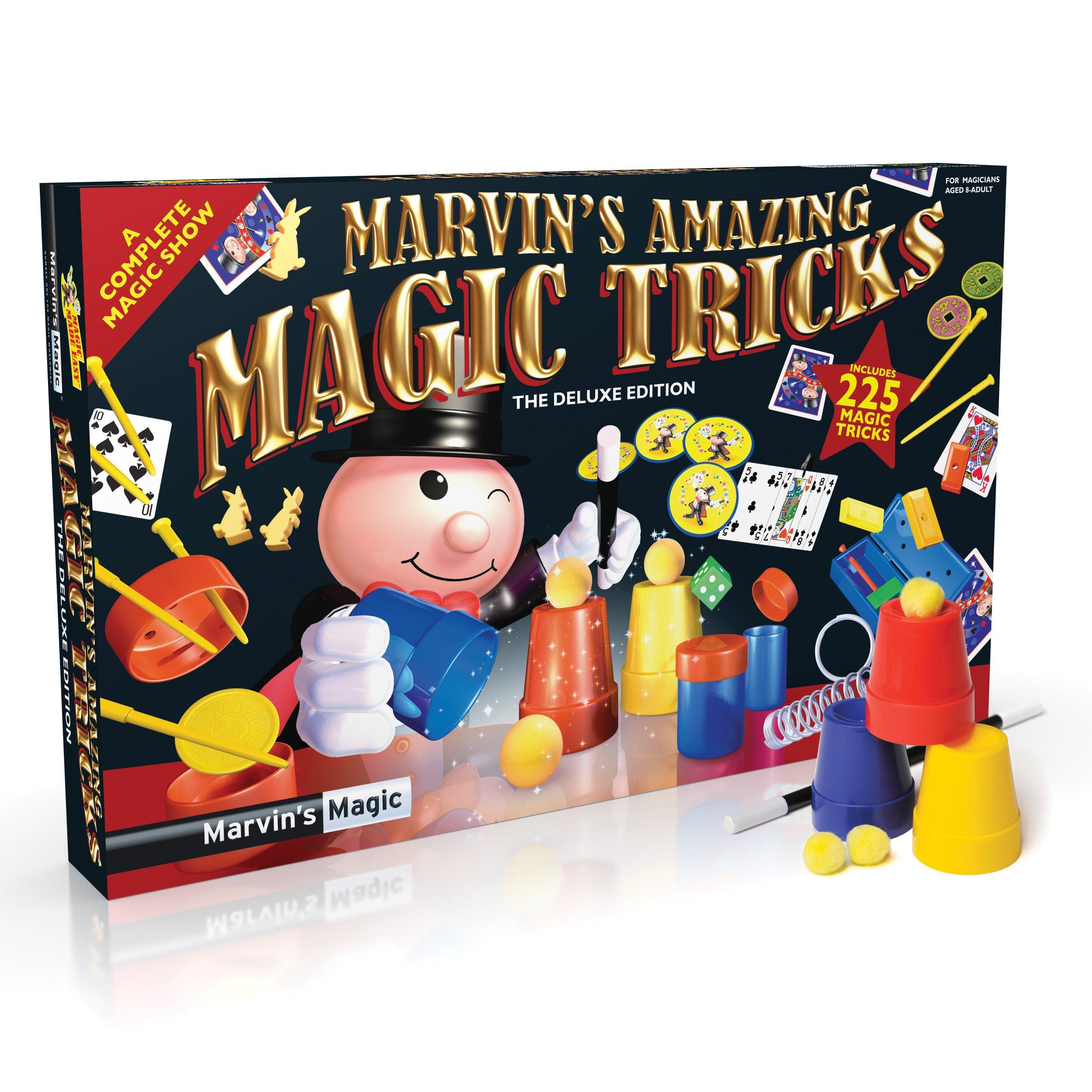 Marvin's Magic Amazing Magic Tricks (Box of 225) by Marvin's Magic (Image #1)