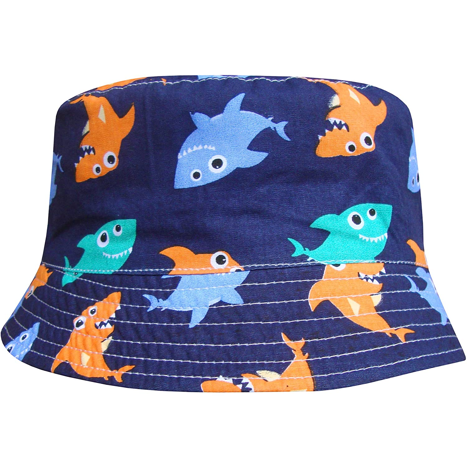 jazzy shark hat