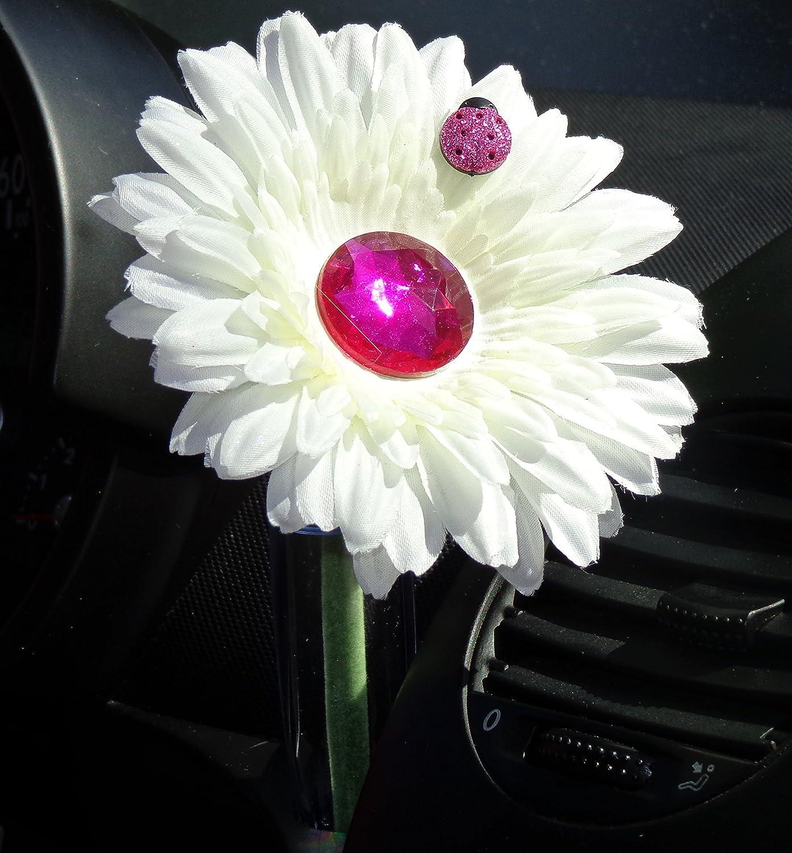 Fleur –  Blanc Rose Bling Daisy Bling My Bug 000WP