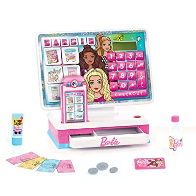Barbie Large Cash Register: Toys & Games
