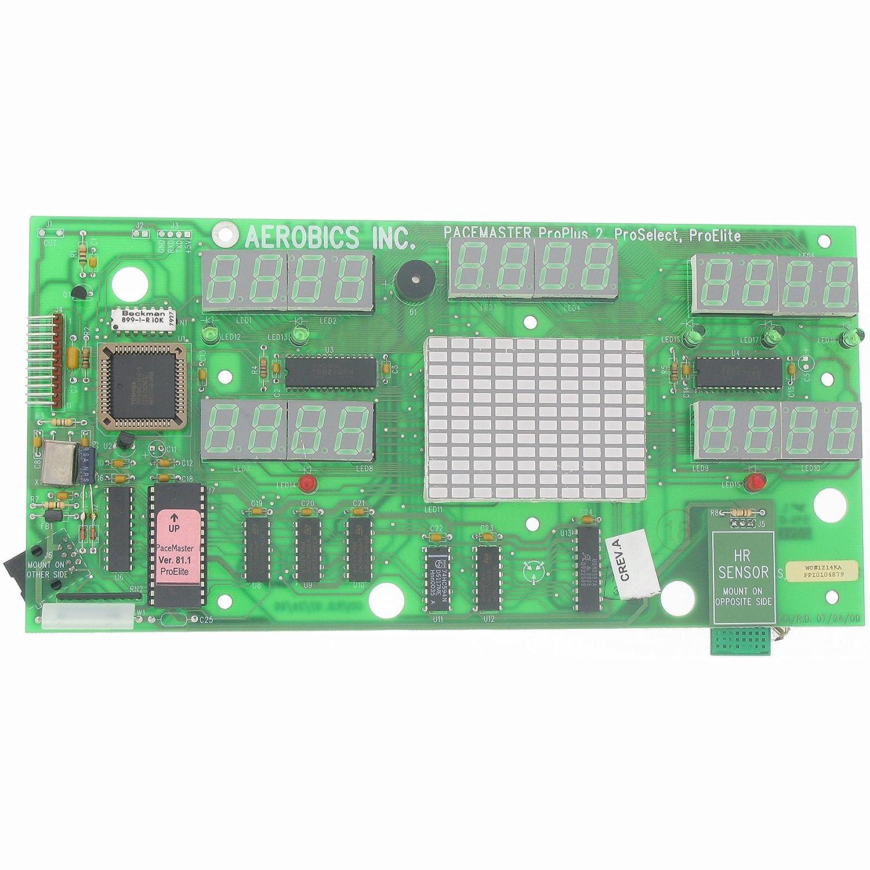 Pacemaster Pro Elite Upper Electronics /コンソール回路ボード   B01ENX6WZG
