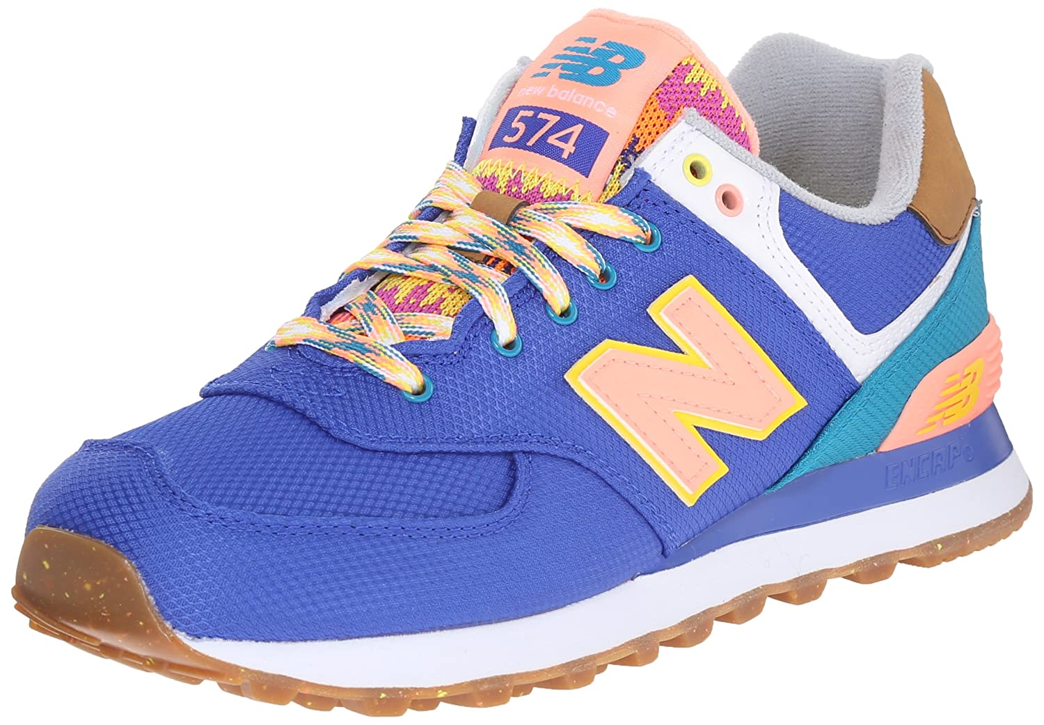 New Balance Multicolore Wl574, Bottes Classiques 19992 Femme Bottes Multicolore (Pacific) 0feb62c - fast-weightloss-diet.space