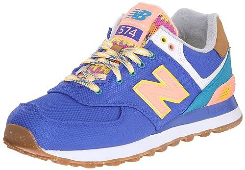 new balance 574 donna 37.5 blu