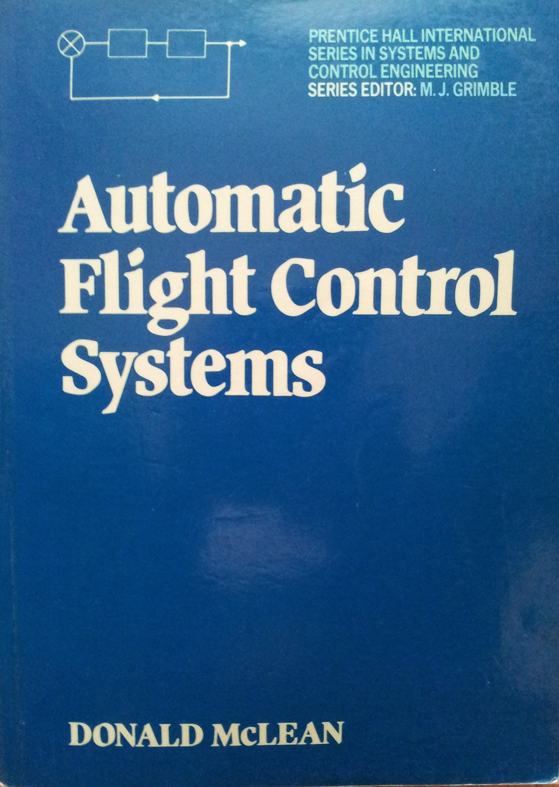 Automatic Control Systems Book