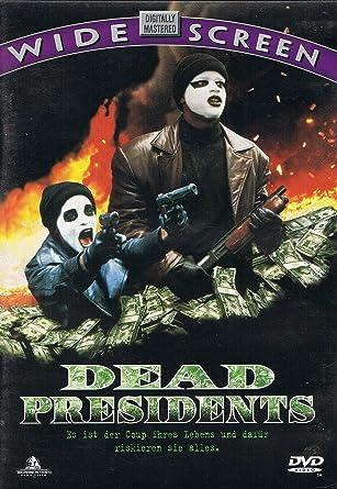 Dead Presidents Fsk 18 Amazonde Dvd Blu Ray