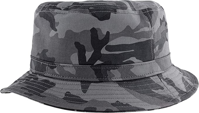 adidas Originals Unisex Stacked Forum Bucket Hat, Night Camo/Black ...