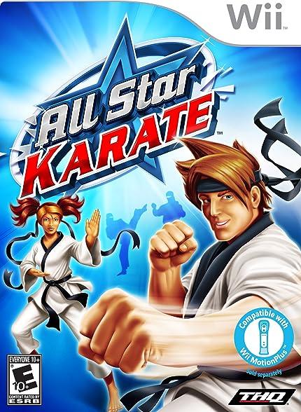 Amazon.com: All Star Karate - Nintendo Wii: Video Games