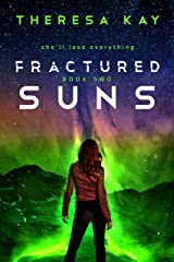 Fractured Suns (Broken Skies Book 2) Kindle Edition