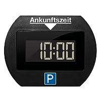 Needit PARK LITE elektronische Parkscheibe, schwarz, 1 Stück