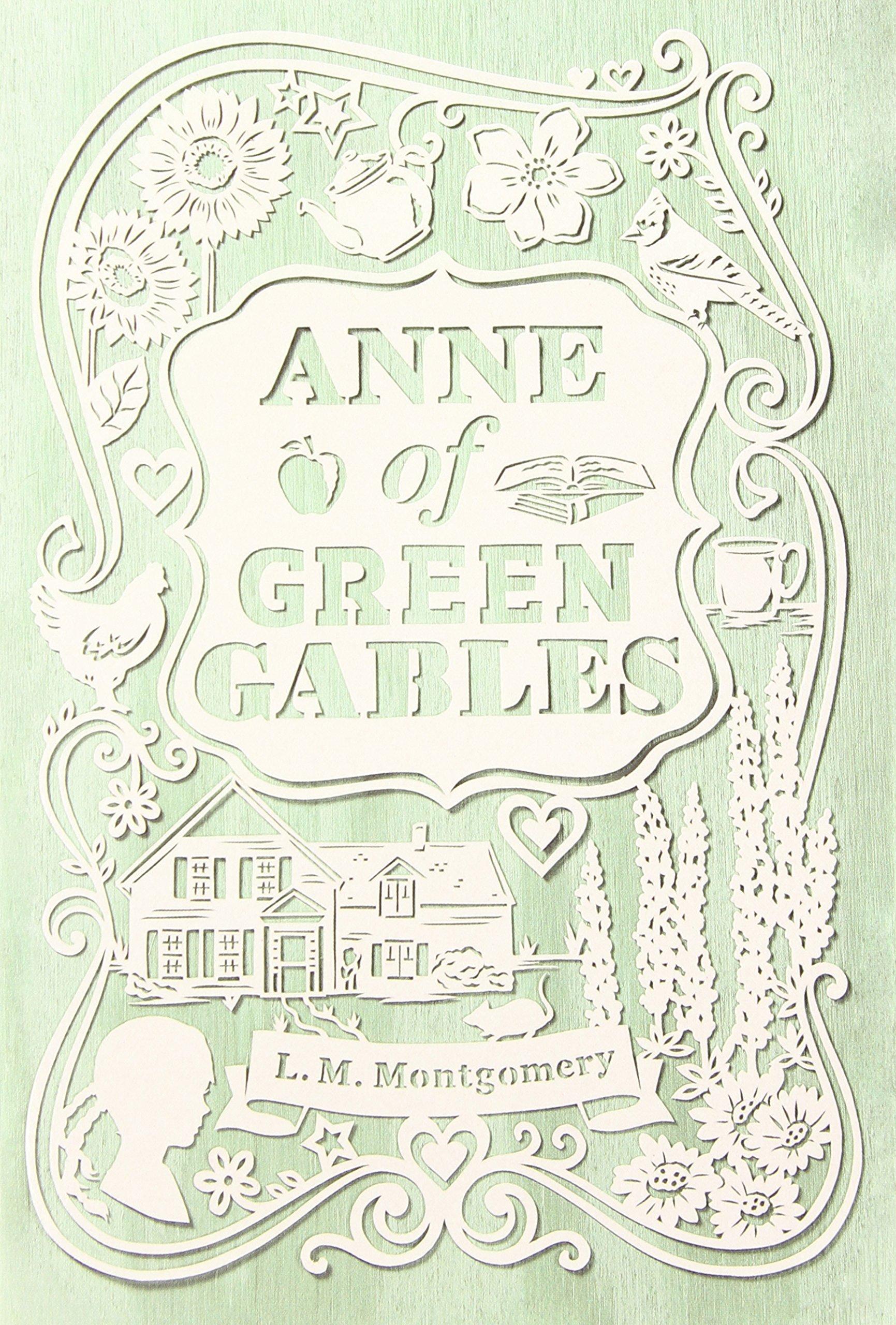 Read Online Anne of Green Gables (An Anne of Green Gables Novel) ebook