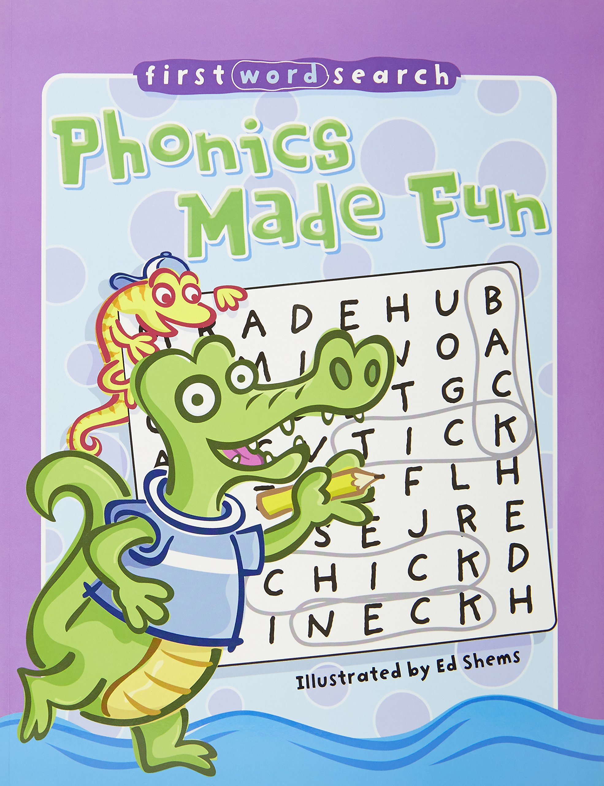 Download First Word Search: Phonics Made Fun pdf epub