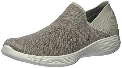 f758165f2cf Skechers Women s 14959 Slip On Trainers  Amazon.co.uk  Shoes   Bags