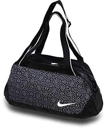 Amazon.com: Nike Legend Club Print Black/Black/White 1 ...