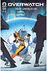 Overwatch: Tracer--London Calling #5 Kindle Edition