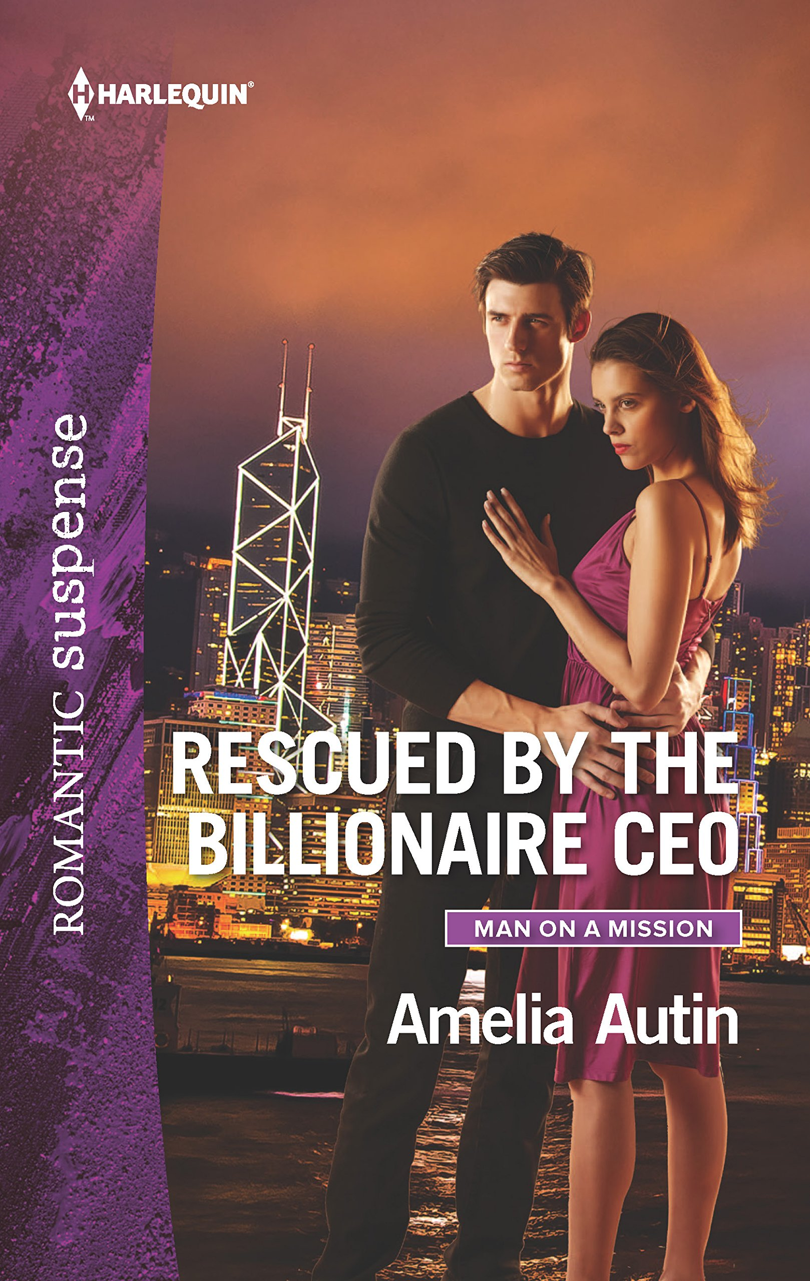 Rescued by the Billionaire CEO (Man on a Mission) pdf