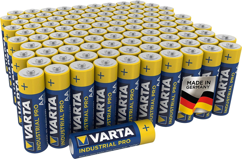 Varta Industrial Pro Battery Elektronik