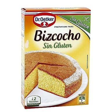 Bizcocho Sin Gluten Dr. Oetker: Amazon.es: Alimentación y ...