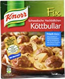 Knorr Fix Schwedische Hackbällchen Köttbular 3 Portionen, 10er Pack