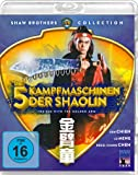 Die 5 Kampfmaschinen der Shaolin - The Kid With The Golden Arm  (Shaw Brothers Collection) [Blu-ray]
