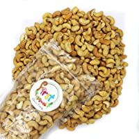 FirstChoiceCandy Roasted & Salted Whole Cashews 2 Pound