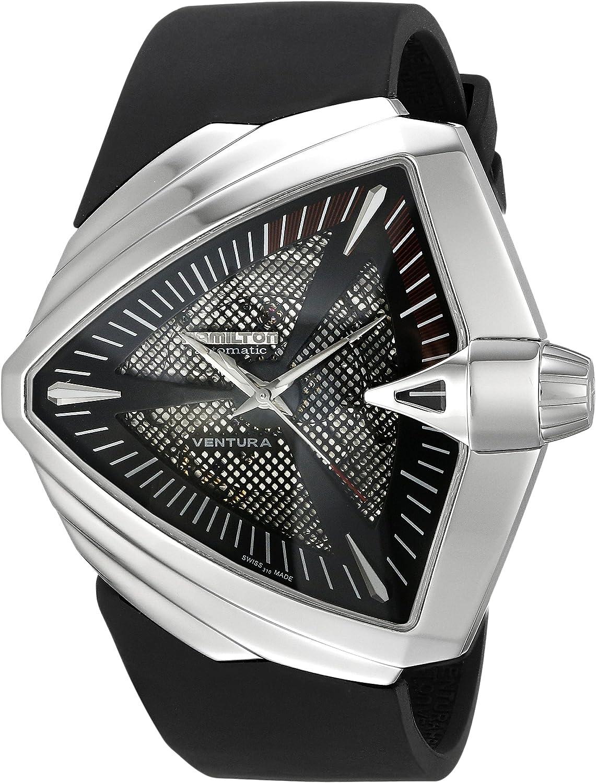 Hamilton H24655331 HML-H24655331 - Reloj, Correa de Goma