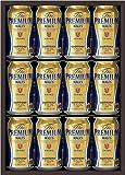 【中元ビールギフト好適品】 サントリー ザ・プレミアム・モルツ ビールセット [ 350ml×12本 ]