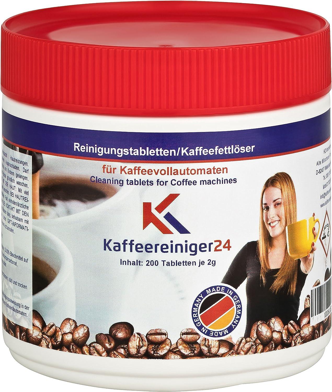für Bosch und Siemens Kaffeevollautomaten Reinigungstabletten 25 Stück à 2g
