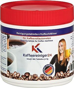 5 Entkalkungstabletten 16g für Jura Kaffeevollautomaten 50 Reinigungstabletten