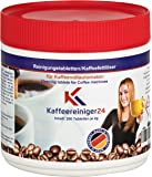 Kaffeereiniger24 | Effective cleaning tablets for automatic coffee machines and espresso machines | Thorough removal of residues | Non - neutral, food - hygienic and quickly soluble | Made in germany | 200 Tabs á 2g