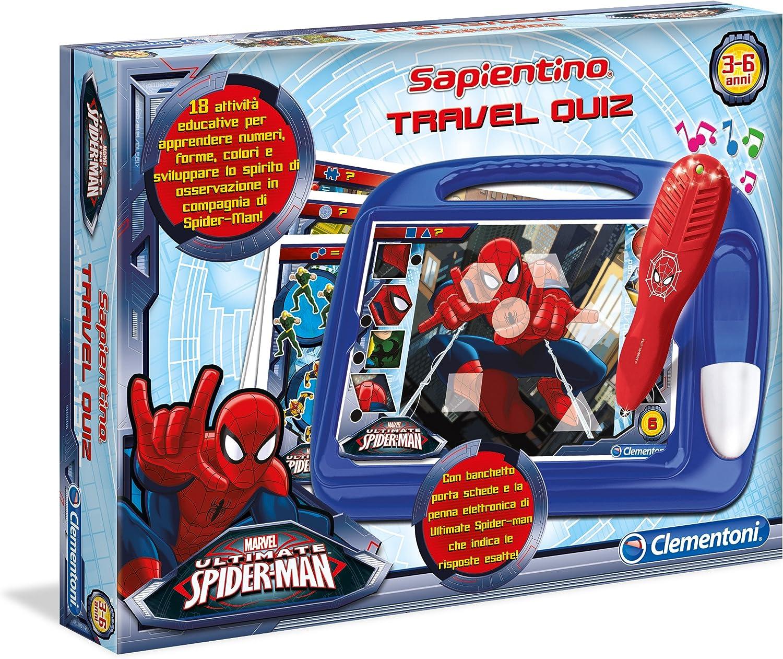 Clementoni - Figura de acción Spiderman (13269)