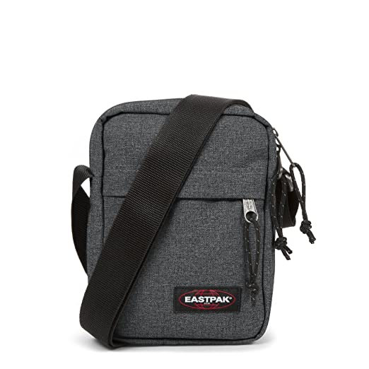 343 opinioni per Eastpak The One Borsa a Tracolla, 2.5 Litri, Grigio (Black Denim)