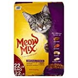 J.M Smucker Company-Big Heart Meow Mix Original Choice Dry Cat Food, 22 lb