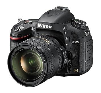 Nikon D600 D-SLR Camera Windows 8 X64