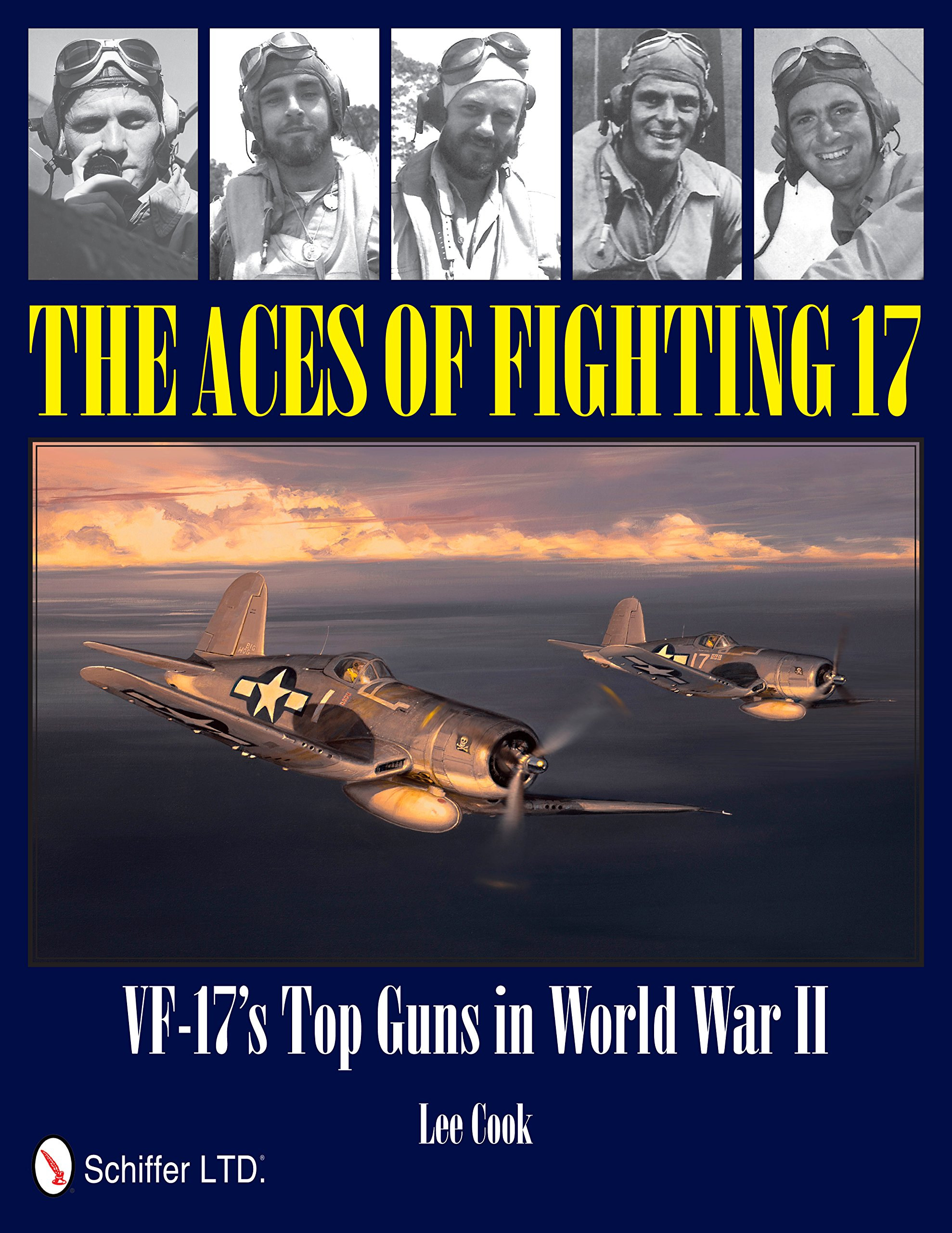 The Aces of Fighting 17: VF-17's Top Guns in World War II PDF